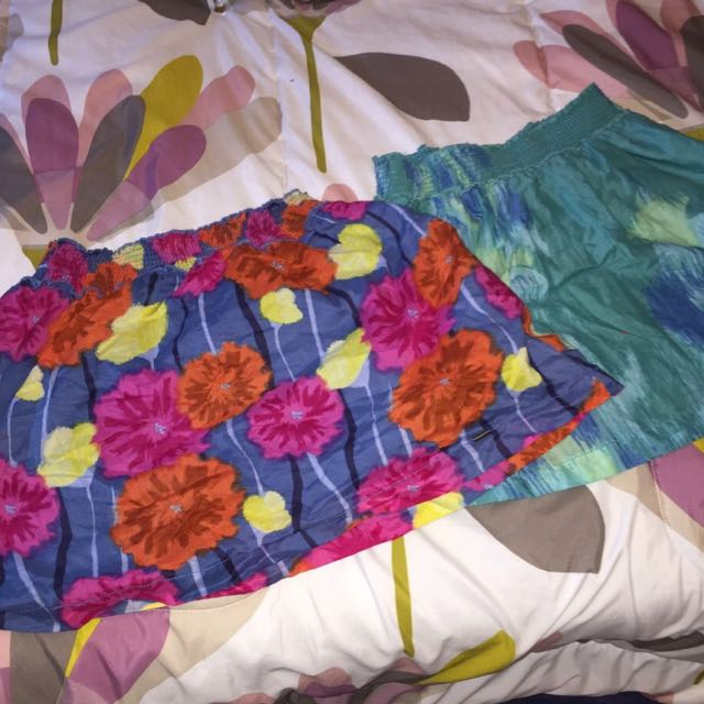Selling These Two Skirts