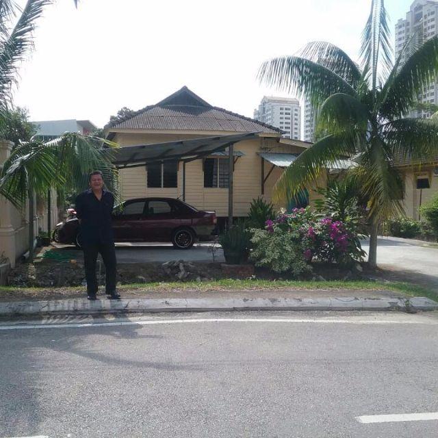 Strip of Land at Kampung Mohd Amin