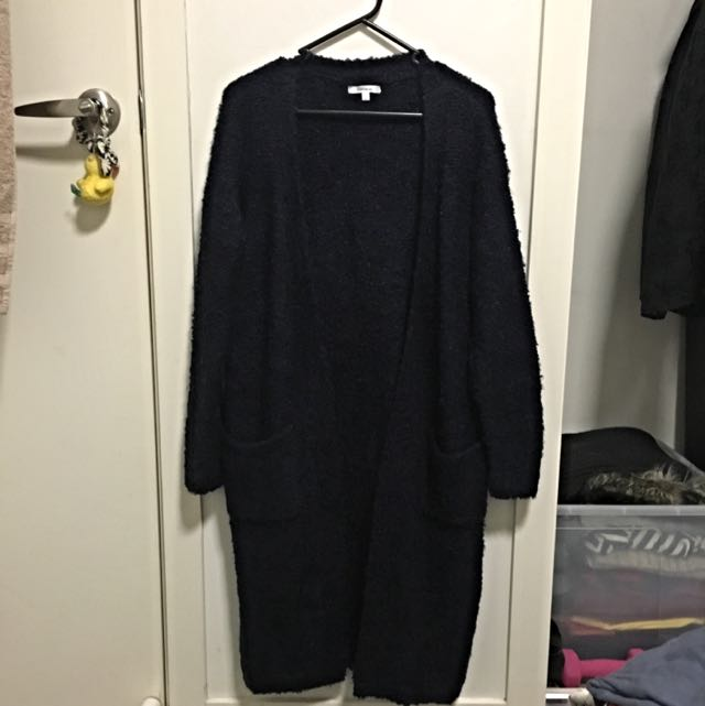Super Long Cardigan