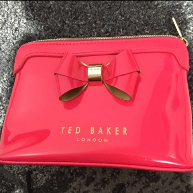 Ted Baker Mini Makeup Pouch