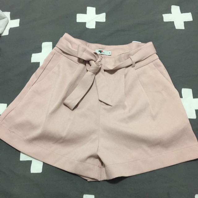 Tent Size 10 High Waisted Shorts