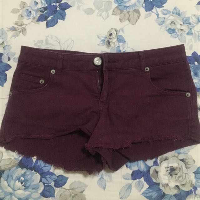 Topshop short pants
