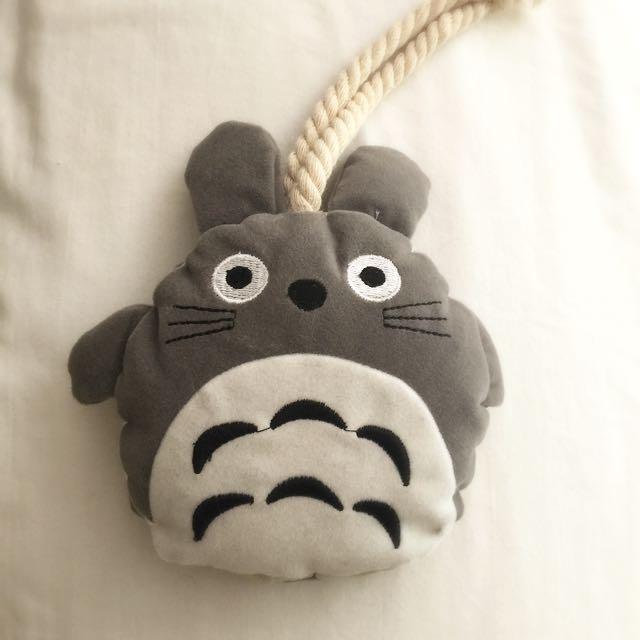 Totoro Key Holder & id holder 🌸