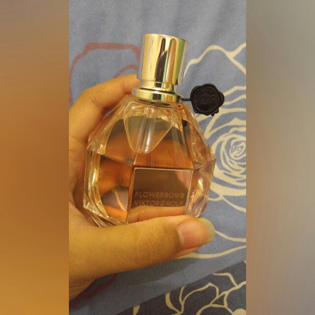 Viktor & Rolf Flowerbomb Perfume (ORIGINAL)