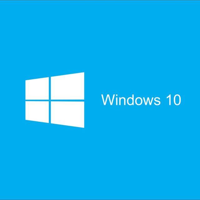 Windows 10 Pro 64/32bit Activation Key