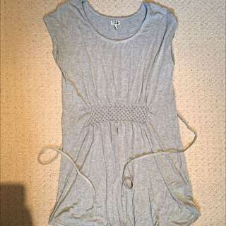 Heartloom Key Tie-Waist Dress