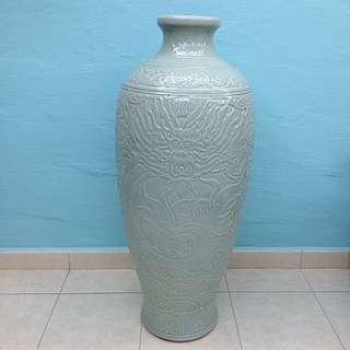 "China Porcelain ""Dragon"" Big vase"