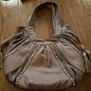 New Brown GB Purse