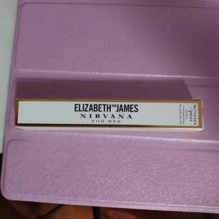 BN Elizabeth And James Nirvana White Rollerball