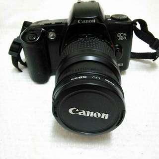 單眼相機Canon EOS500