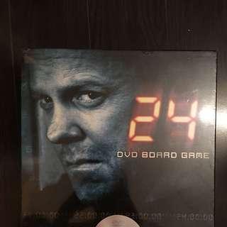 24 The DCD Board game. Brand New In Packaging