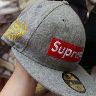 supreme桂冠