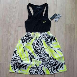 Fox summer dress