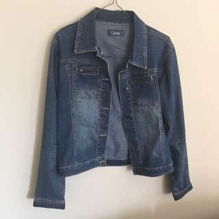 **RESERVED** DENIM JACKET