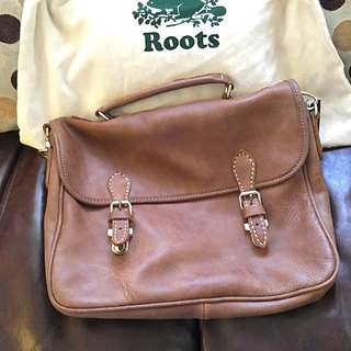 Roots Small School Bag in Tribe