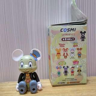 COSMI Disney 系列 小蟋蟀吉明尼 Jiminy Cricket