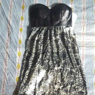 Maxi Party Dress Size 8