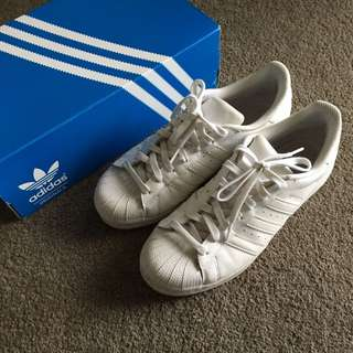 Adidas Originals Superstar White US8.5 Men