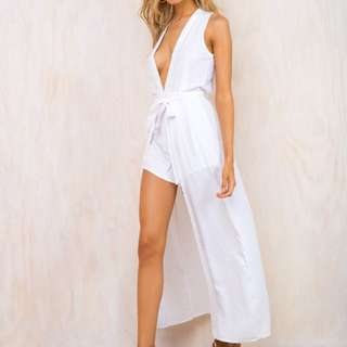 Valencia Playsuit Runaway The Label