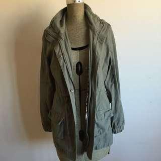 Khaki Jacket (S)