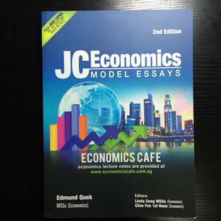 JC Economics Model Essays 2nd Edition