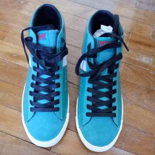 Pony Turquoise High Cut Top Star Sneaker