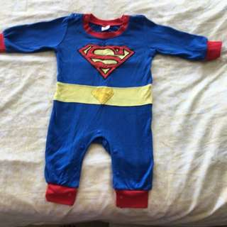 Superman Baby Clothes