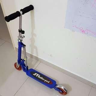 Kids Scooter..heavy Duty Metal