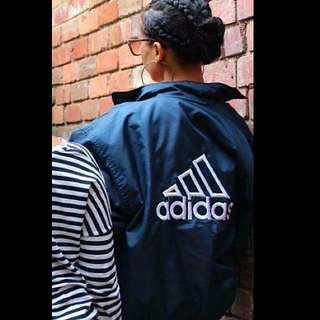 Authentic Reversible Vintage Adidas Jacket