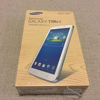 BN Samsung Galaxy Tab 3 (7'')
