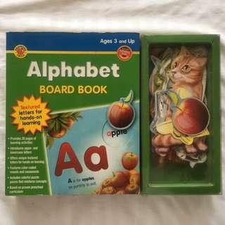 Alphabet Board Book
