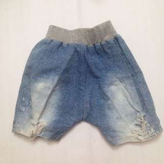 Preloved Ripped Jeans 6mo
