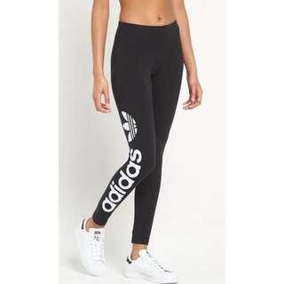 Adidas Originals Leggings Size 8