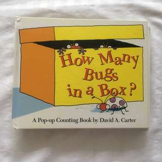 How Many Bugs in a Box? (A Pop-Up Counting Book)