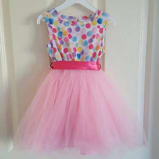 Colorful Origami Dress (size 0)