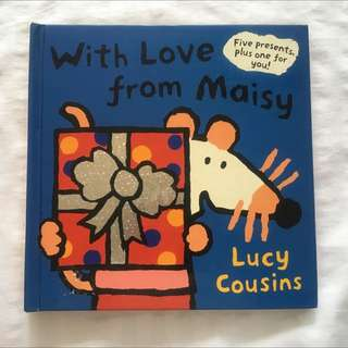 With Love From Maisy (A Pop-Up, Lift-the-Flap Book)
