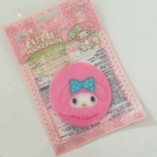 Brand New My Melody - Cutie Point Pad/ Masks