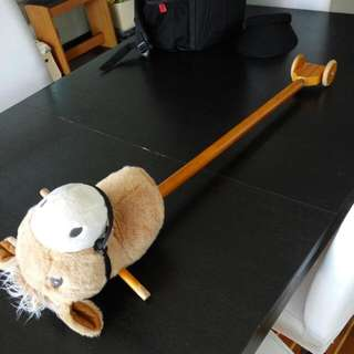 Horse Riding Toy