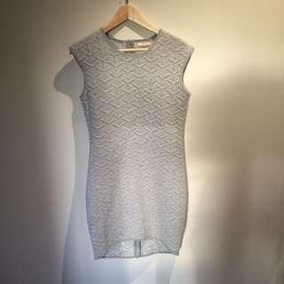 Grey Target Dress