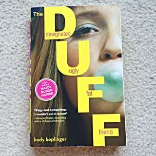 The DUFF (paperback)