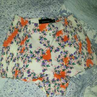 High Waisted Minkpink Shorts