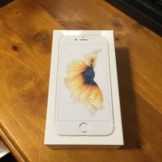 BRAND NEW iPhone 6s 16GB Gold
