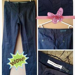 Pants Trousers Celana Panjang Bershka