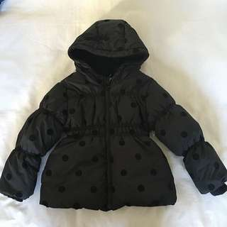 Old Navy Brand New Girls Winter Jacket Size 5t