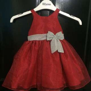 Purple Candy Red Dress