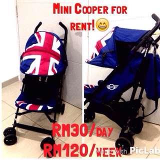 Stroller For Rent!!