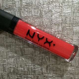 lipstick lip cream NYX