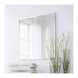 Large Rectangular Interior Mirror