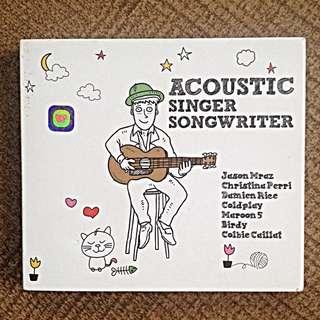 Acoustic Singer Songwriter