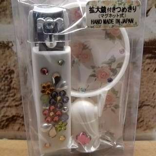 日本時尚放大指甲剪(含運)